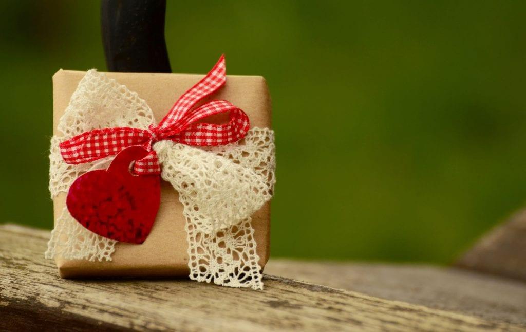 Ilustrační fotka - dárek