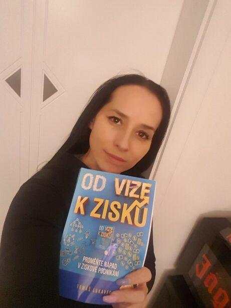 Kniha od vize kzisku - 13