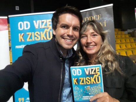 Kniha od vize kzisku - 9