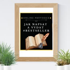 Jak napsat avydat Bestseller
